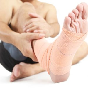 Ankle Foot Injury