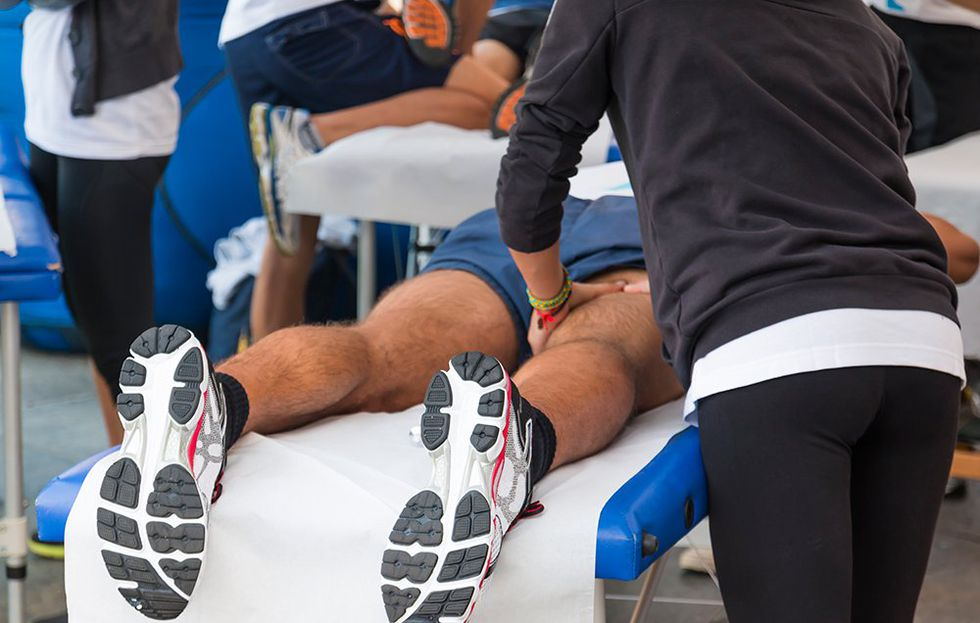 10 Things To Know Before You Get A Sports Massage